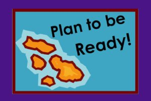 Plan to be Ready