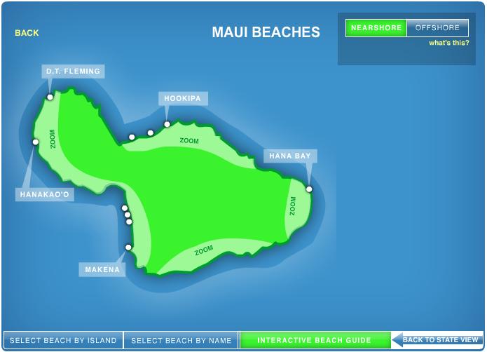 Ocean Safety – Emergency Preparedness Information for Maui
