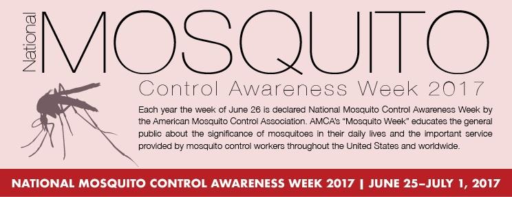 mosquito awareness week